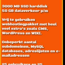 verkoopkaart hjwh webhostingpakket 2